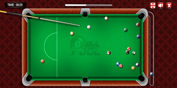 8 Ball Pool Screen Shot