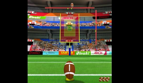American Football Kickers Screen Shot