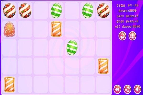 Candy Super Lines Screen Shot
