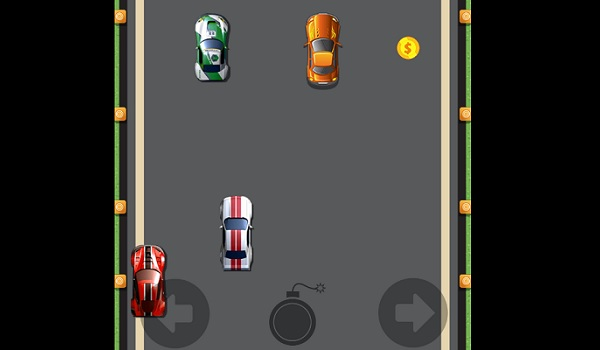 Chase Racing Cars Screen Shot