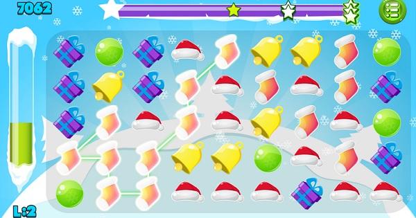 Christmas Match 3Screen Shot