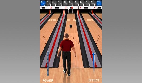 Classic Bowling Screen Shot
