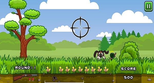 Duck Hunter Screen Shot