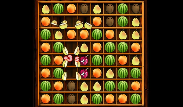 Fruit Matching Screen Shot