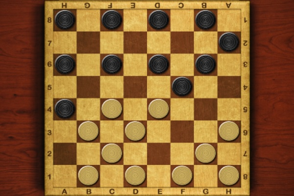 Master Checkers Screen Shot