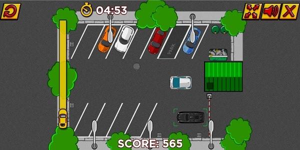 Park Your Car Screen Shot