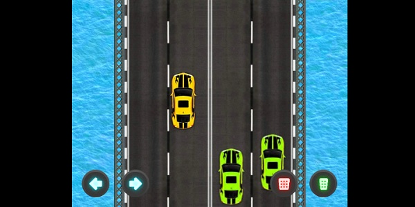 Road Racer Screen Shot