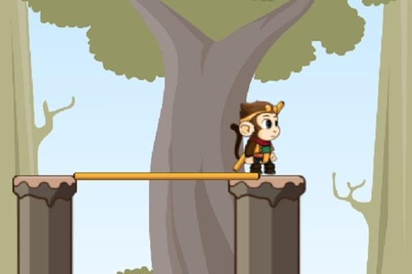 Stick Monkey Screen Shot