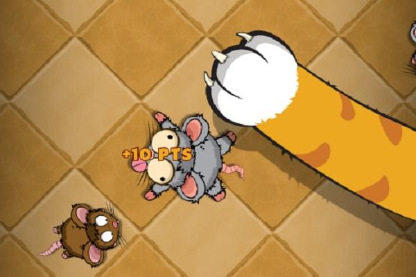 Tap The Rat Screen Shot