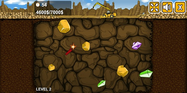 The Gold Miner Screen Shot