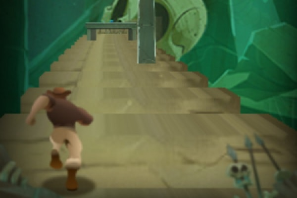 Tomb Run Screen Shot