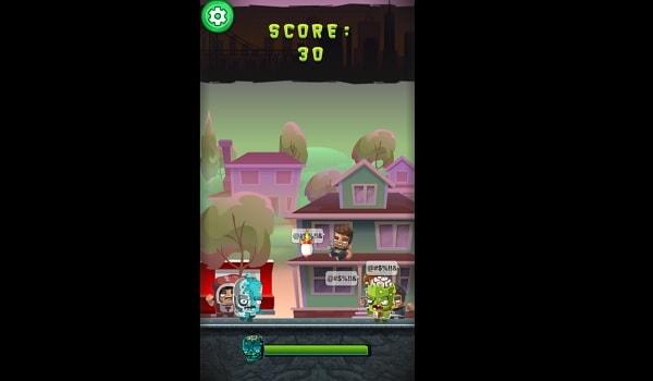 Zombie Must Live Screen Shot