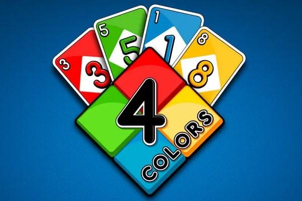 4 Colors - Uno