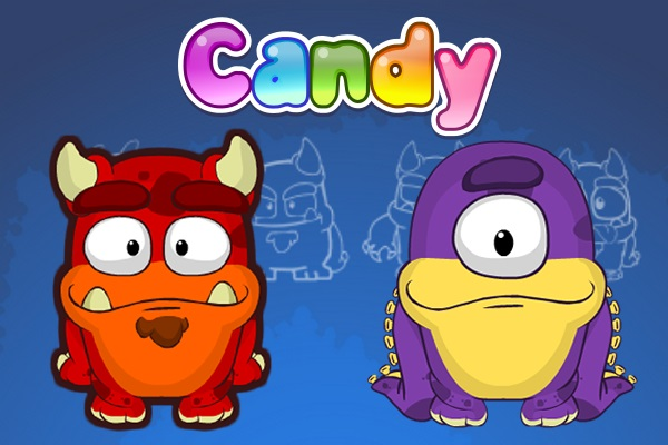 Candy Monster
