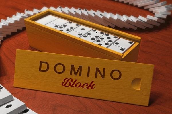 dominoblock