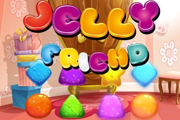 Jelly Friend - Match 3